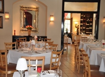 Cadot Restaurant in Texas