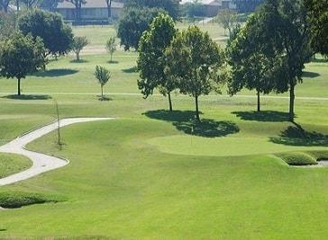 Cedar Crest Golf Course in Texas