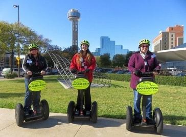 Dallas Segway Tours