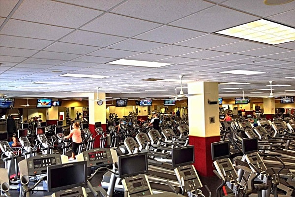 Fitness and Gyms in Texas