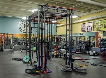 Gold's Gym in Texas