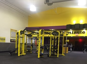 Planet Fitness in Texas