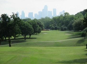 Stevens Park Golf Course in Texas