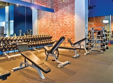 Trophy Fitness Club in Texas